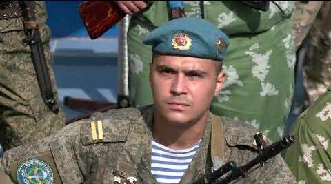 Норильчане отметили День воздушно-десантных войск. Видеорепортаж